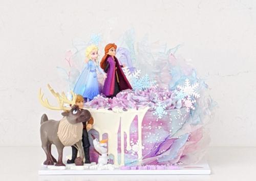 Frozen 2 Celebration Cake